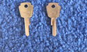 Vintage Auto Key S67E (DL 61PC)  for Ford (See Cha