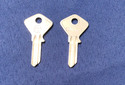 Foreign Auto Key V66S (DL LA2)  for Vespa (See Cha