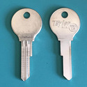 Foreign Auto Key V68LR (Ilco HR62VK, U61VW)  for V