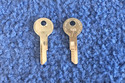 Foreign Auto Key W66H (CURTIS WA7)  for Wartburg (