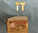 Corbin Old Fancy Vintage Original Key X1-97-5, Ilc