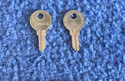 Foreign Auto Key Y68N (DL YH2)  for Yamaha (See Ch