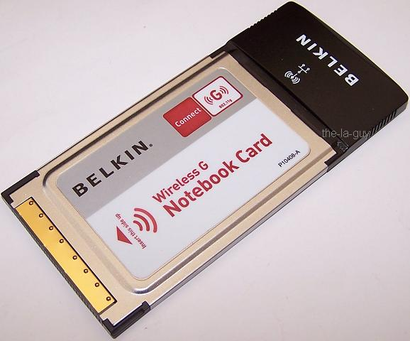 how to find what wireless card i have