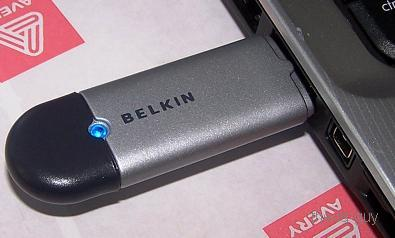 itm WOW Belkin Wireless Bluetooth USB Dongle Adapter FT