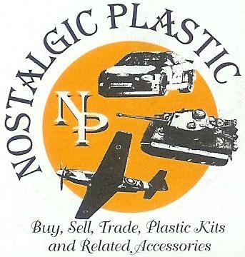 Nostalgic Plastic Logo