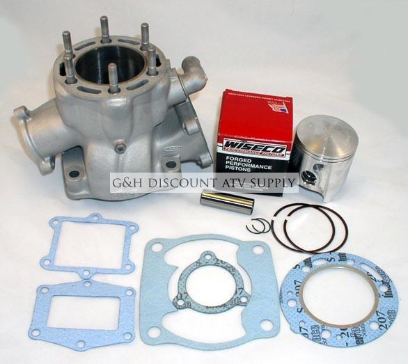 1985 1986 Honda ATC 250R Engine Motor Top End Rebuild Kit