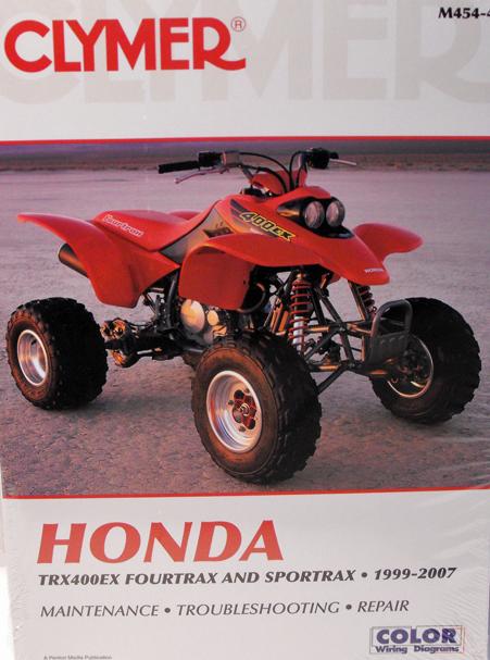 2007 Honda 400ex Wiring Diagram - Wiring Diagrams And Schematics