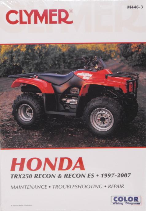 new honda atv trx250 trx 250 recon repair manual  ebay honda trx 250 manual pdf 1985 honda trx 250 manual pdf
