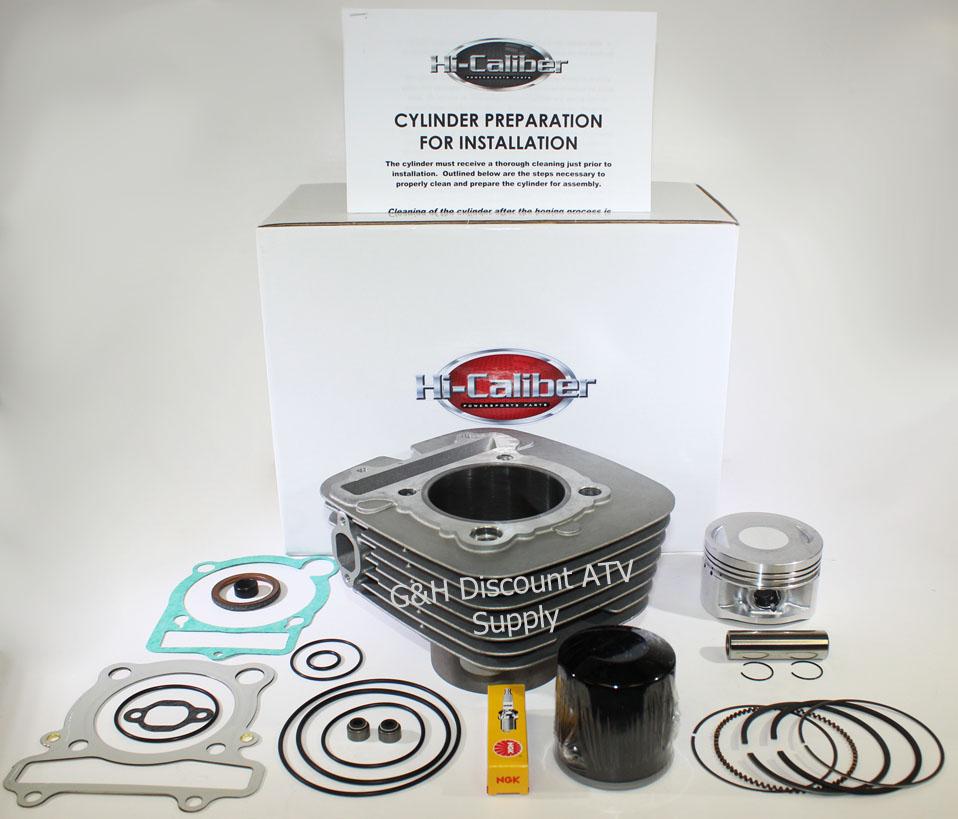 Yamaha Bruin  Engine Rebuild Kit