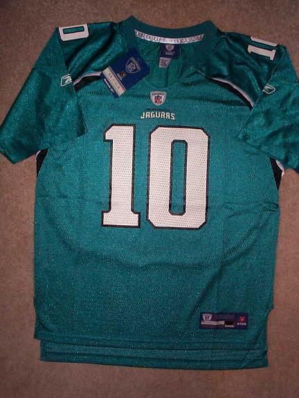 REEBOK Jacksonville Jaguars JOSH SCOBEE nfl Jersey TODDLER (2T)   eBay