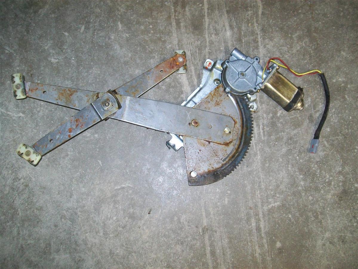 91 94 ford explorer rh ft door window regulator motor ebay for 1995 ford explorer window motor replacement