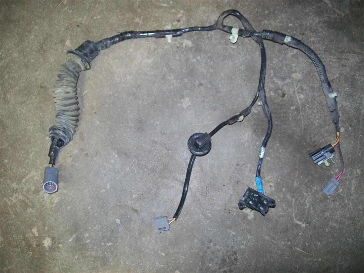 Door Wiring Harness - 1948 chrysler windsor wiring diagram