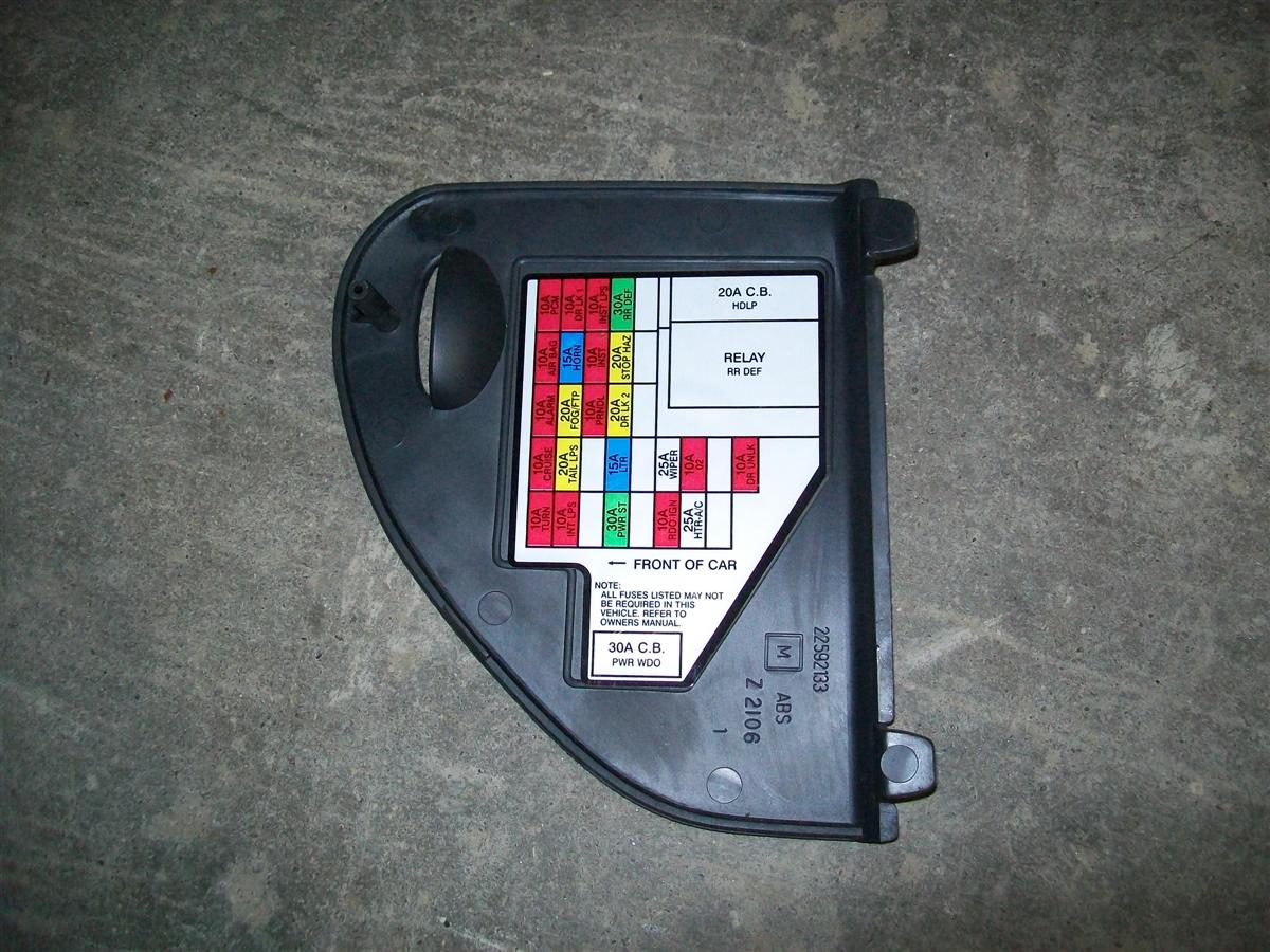 pontiac grand am se fuse box get free image about wiring diagram