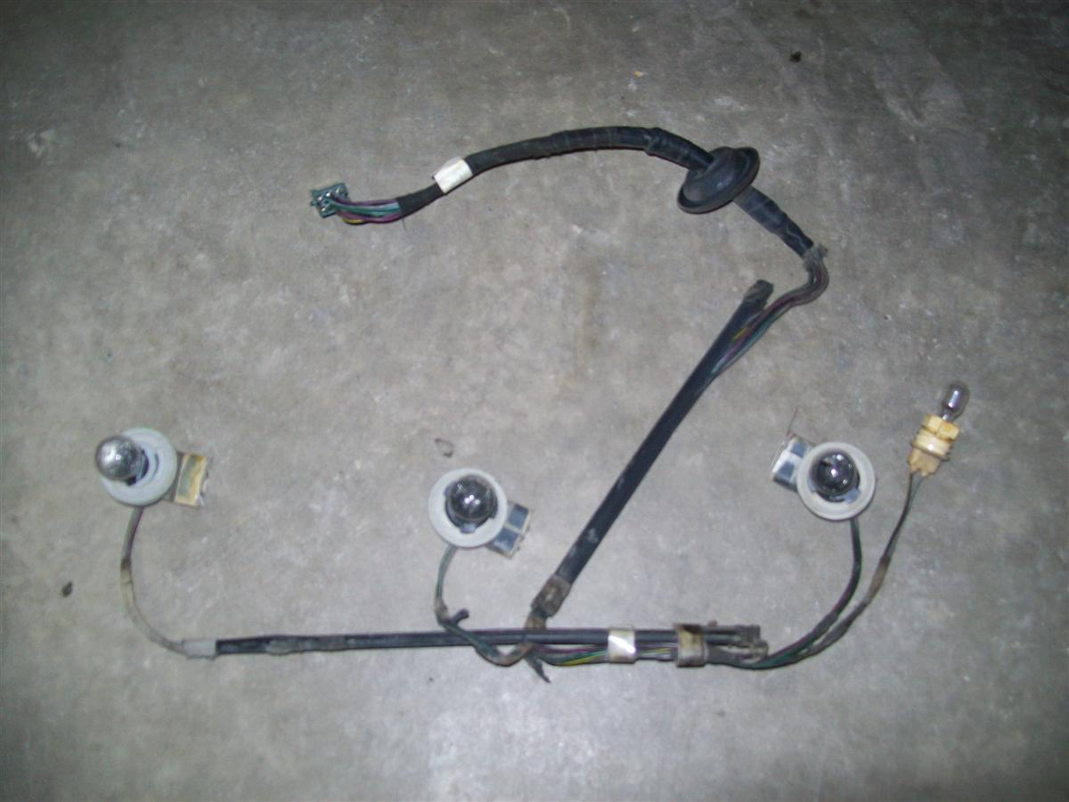 dodge dynasty lh tail light wiring harness shipping and handling price information