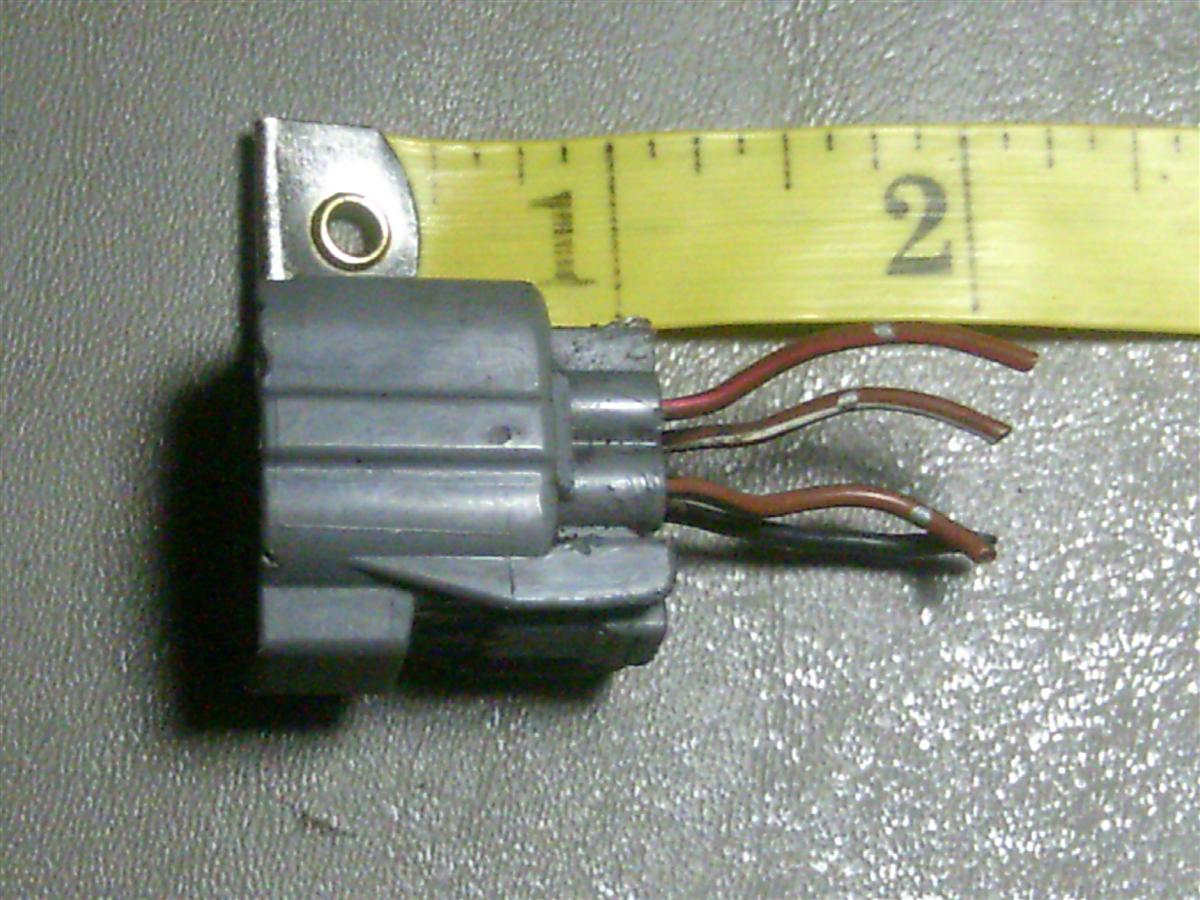 95 Acura Integra Gsr Gs R Cruise Control Servo Unit Actuator Pigtail Wiring Harness From A 1995 B18
