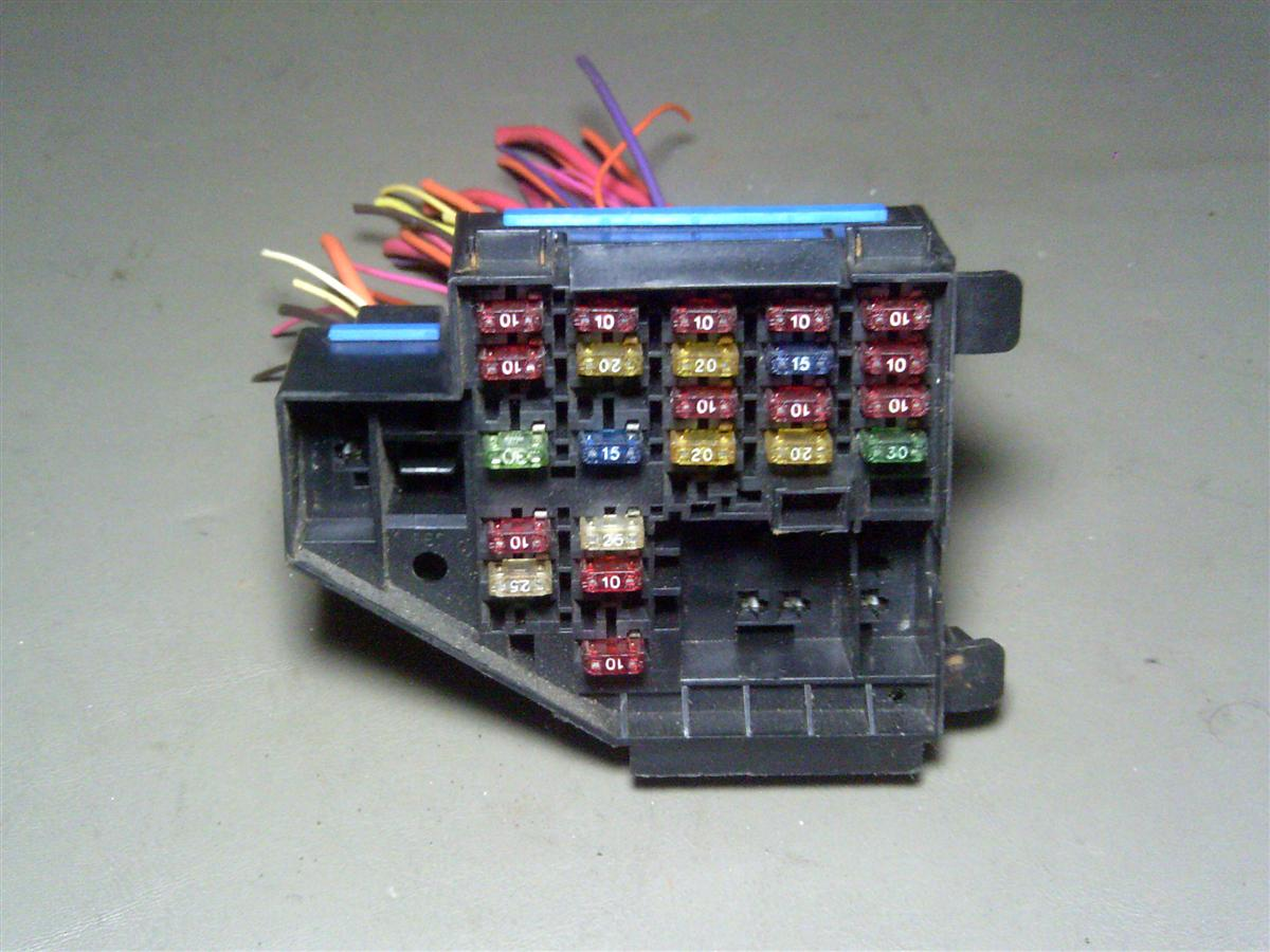 96 Buick Fuse Box Wiring Diagram Schemes 1991 Oldsmobile 98 1996 Skylark Under Dash Fusebox Pigtail Wires Ebay Ford
