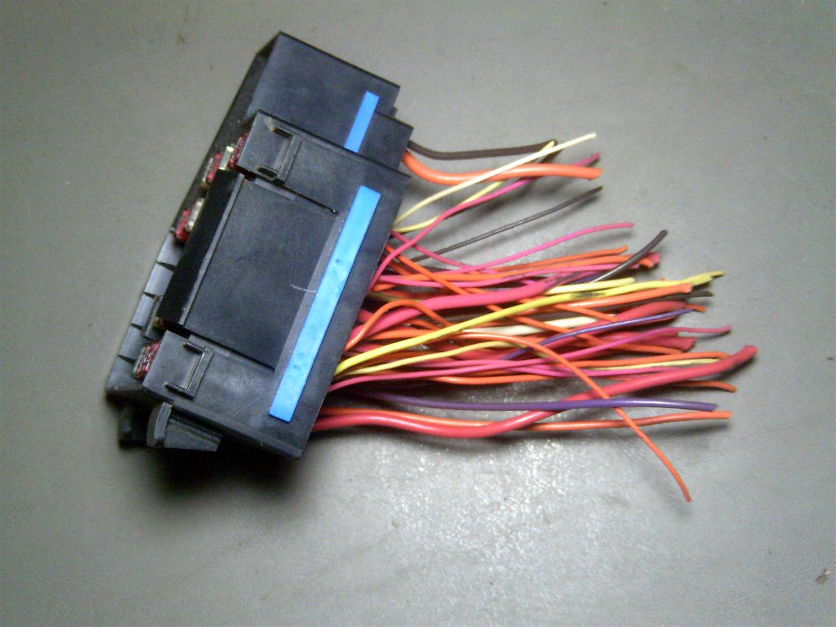 96 1996 Buick Skylark Under Dash Fuse Box Fusebox Pigtail Wires Ebay 1996  Buick Skylark Custom 1996 Buick Skylark Fuse Box Location