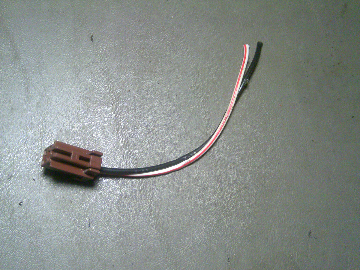 98 Honda Accord EX LH Front Door ON / Off Switch Pigtail - Wires ...