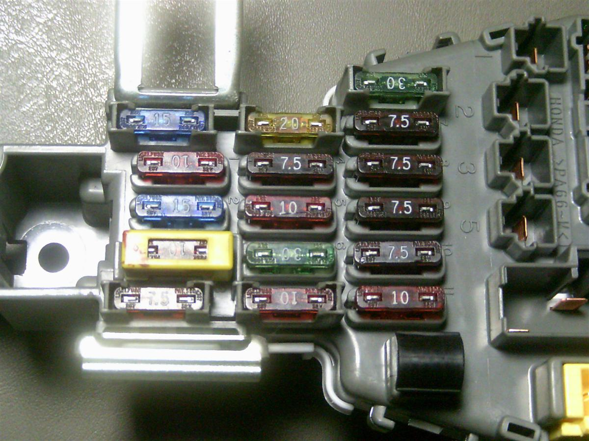 93 Honda Accord Fuse Box All Kind Of Wiring Diagrams 92 Get Free Image About Diagram