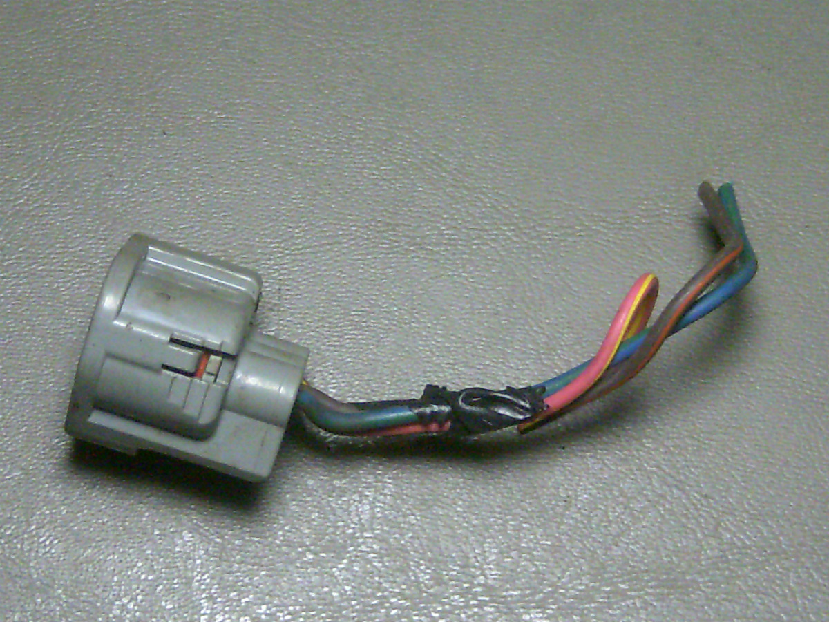 From A 2003 Chrysler Town And Country 3.3L, 4 Speed 41TE Automatic  Transmission.