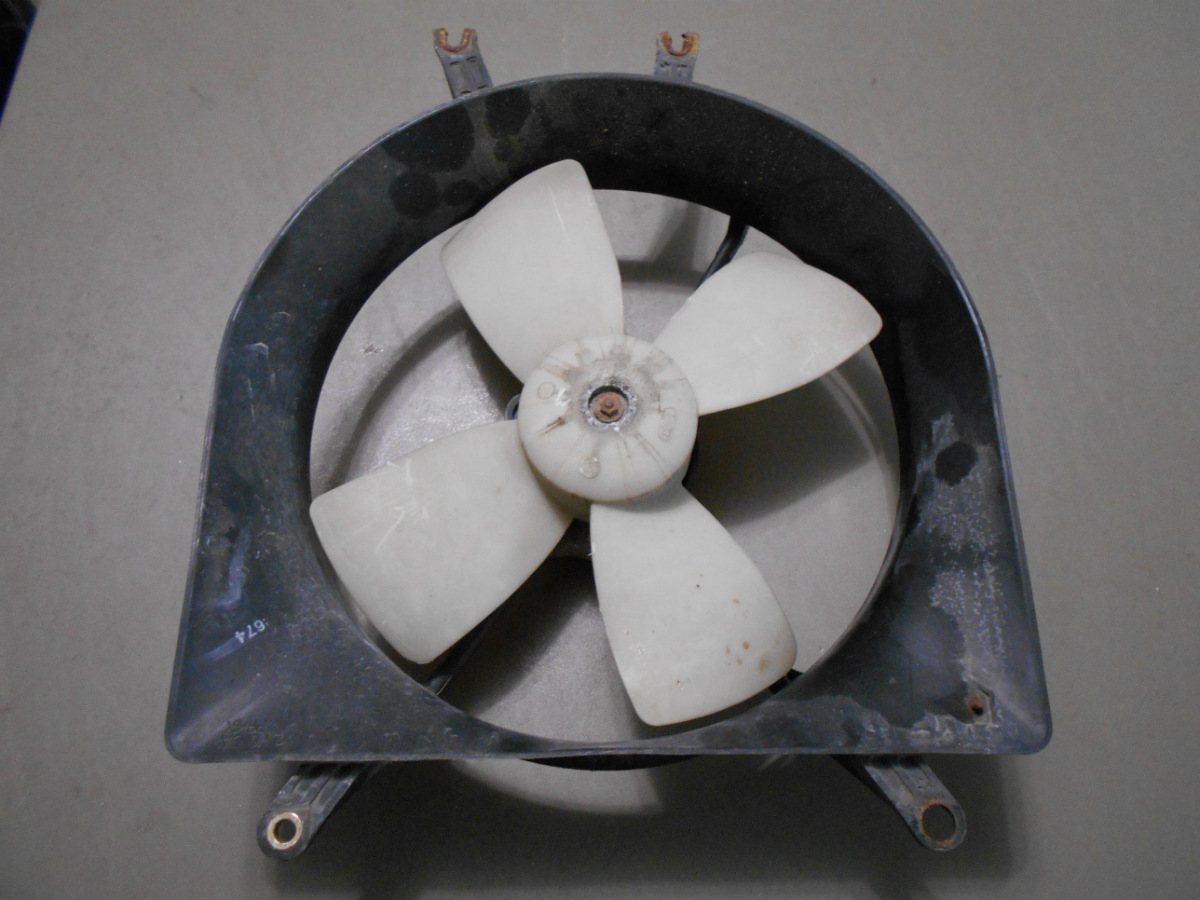 Radiator Cooling Fan For 92 96-98 Honda Civic