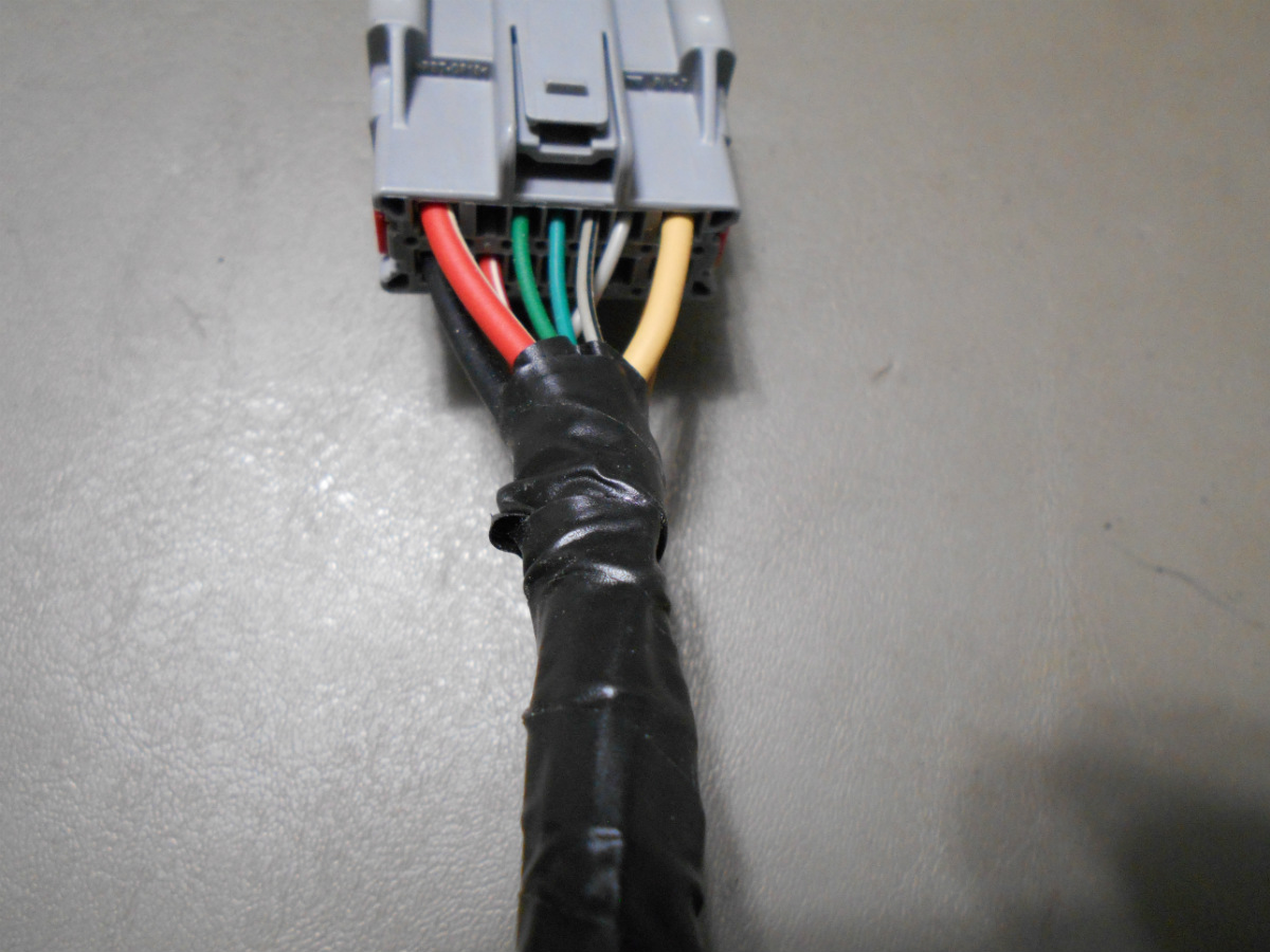 11 2011 Chevy Equinox Liftgate Wiring Harness Grey Female Plug Please Look At The Actual Pictures In Listing And Check Your Interchanges To Be Sure This Will Fit What You Need It For We Do Our Best Describe