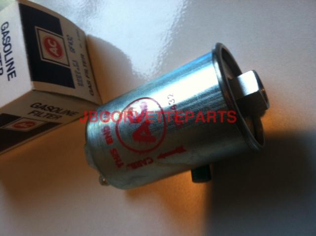 Gf432 A  C Delco Fuel Filter Nos Gm 5651480