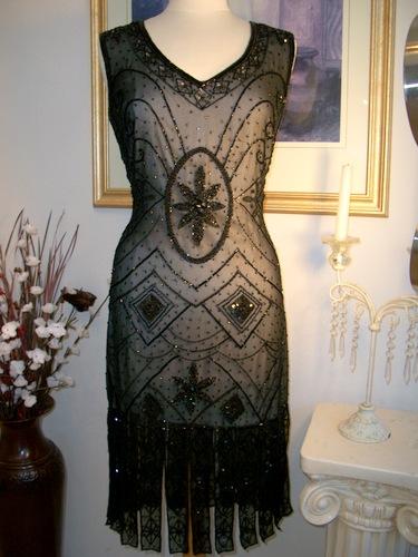Plus size 1920s style dresses