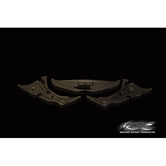 Lamborghini Aventador Carbon Fiber Trunk Liner Ki