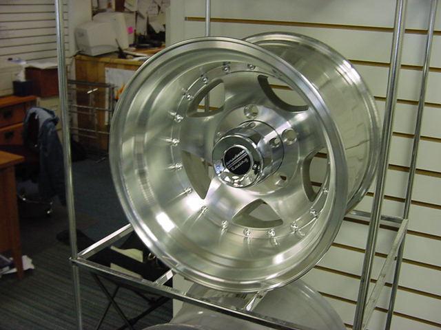 Ar23 Quot 15x10 Quot Ford F150 Truck Wheels American Racing Jeep