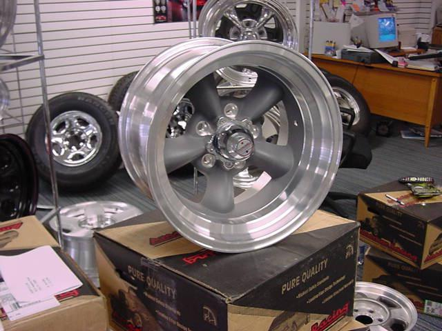 1 Torq Thrust Quot D Quot Ford Merc Dodge 15x10 American Wheel
