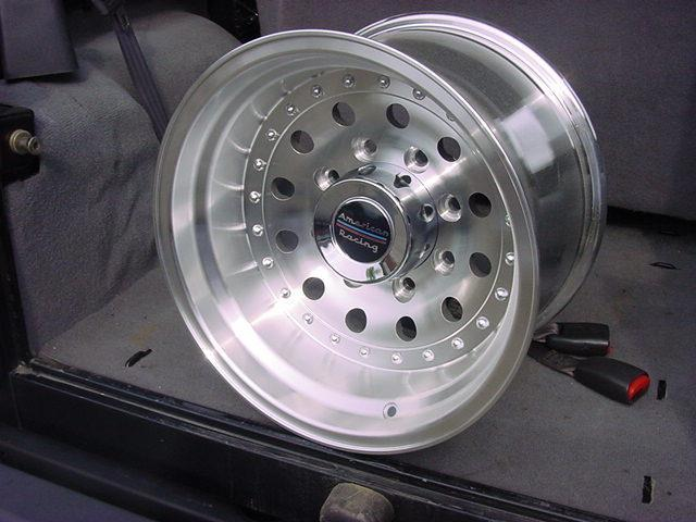 16 Quot X 10 Quot American Racing Outlaw 2 Wheel Fit Chevy Gmc