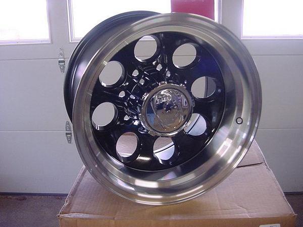 600x600 BLACK 6001 ION WHEELS 600 LUGchevy Gmc Dodge 600 On 6060 Bolt Simple Dodge 8 Lug Bolt Pattern