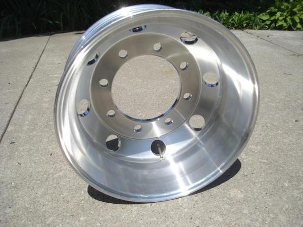 19 5 Wheels Accuride Aluminum Chevy Gmc Topkick Ebay