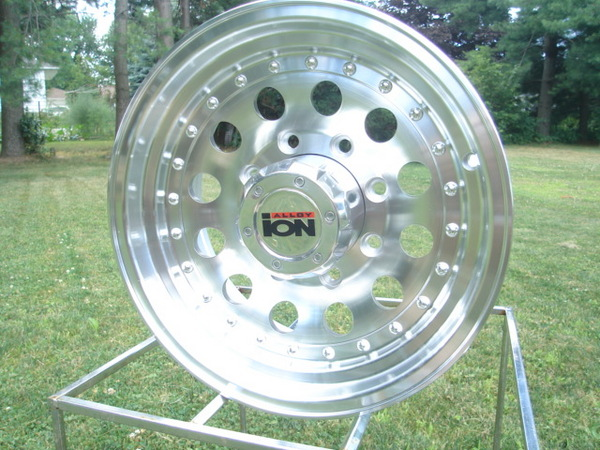 16x8 Quot American Racing Outlaw 2 Ford F250 350 Excursion 8