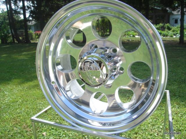 Polished Ion X Ford F  Wheels Ebay