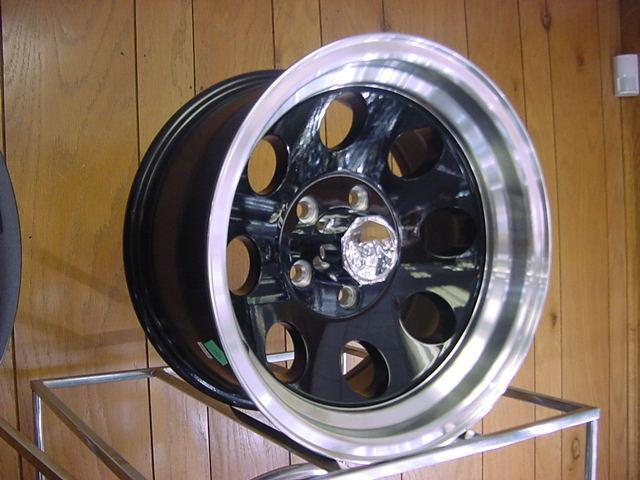 on 4.5 BOLT PATTERN,, FORD /JEEP WRANGLER/ OTHERS 171 WHEELS