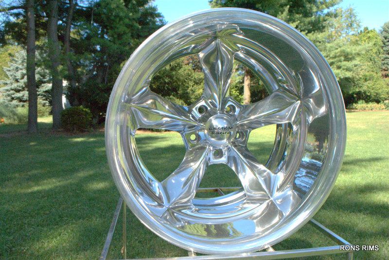 American Racing Torq Thrust  VN425 18x9 Custom Ford Mopar Chevy GM s