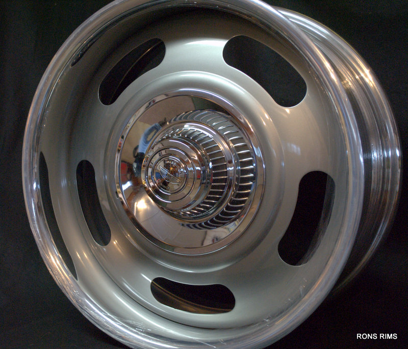 American Racing Rally Vn327 Quot Sl 18x8 5 And 6 Lug Chevy