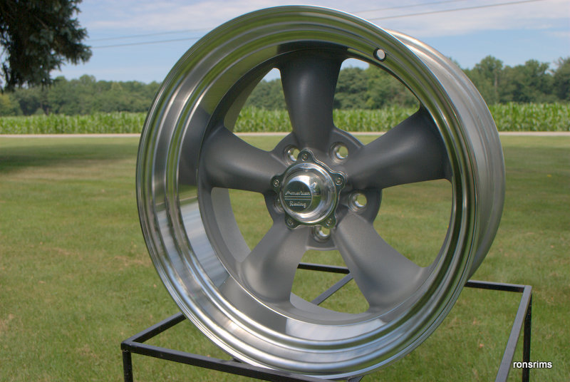 15x7 American Racing Torq Thrust D 215 Chevy Gmc Truck 5 On 5 Bp W