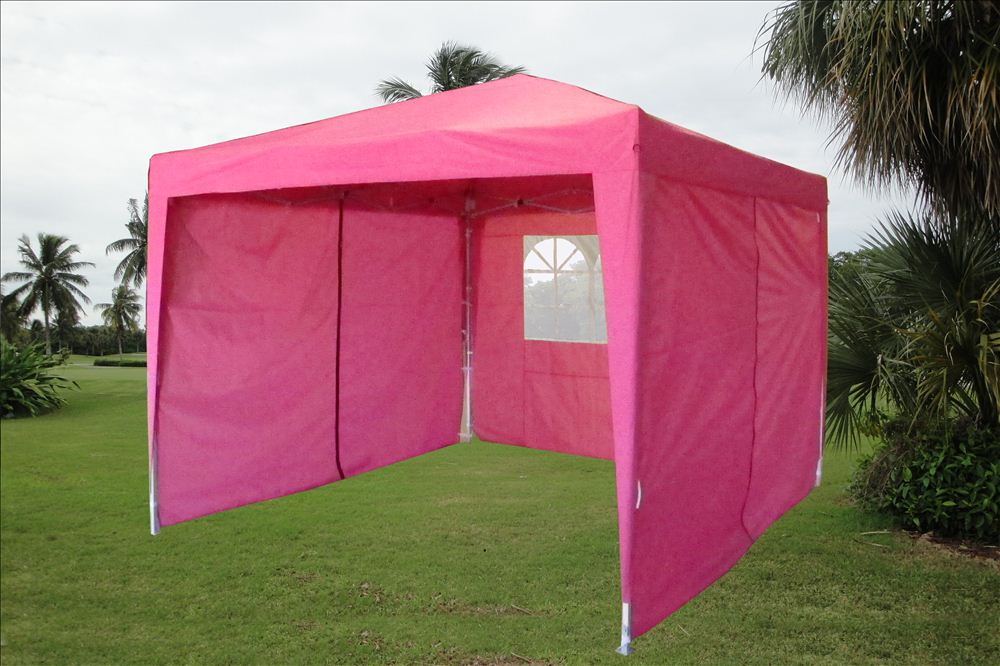 click to enlarge - 10x10 Canopy Tent