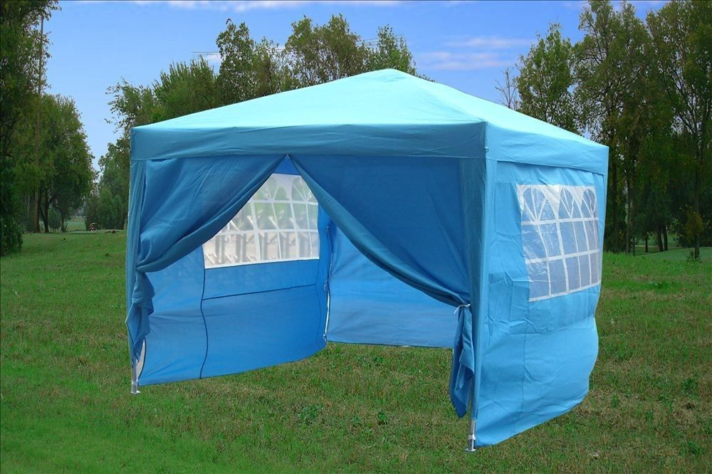 10u0027 x 10u0027 Pop Up Canopy Folding Party Tent - A Variety of Colors Available - CS Model & 10u0027 x 10u0027 Pop Up Canopy Folding Party Tent - 10 Colors Available ...