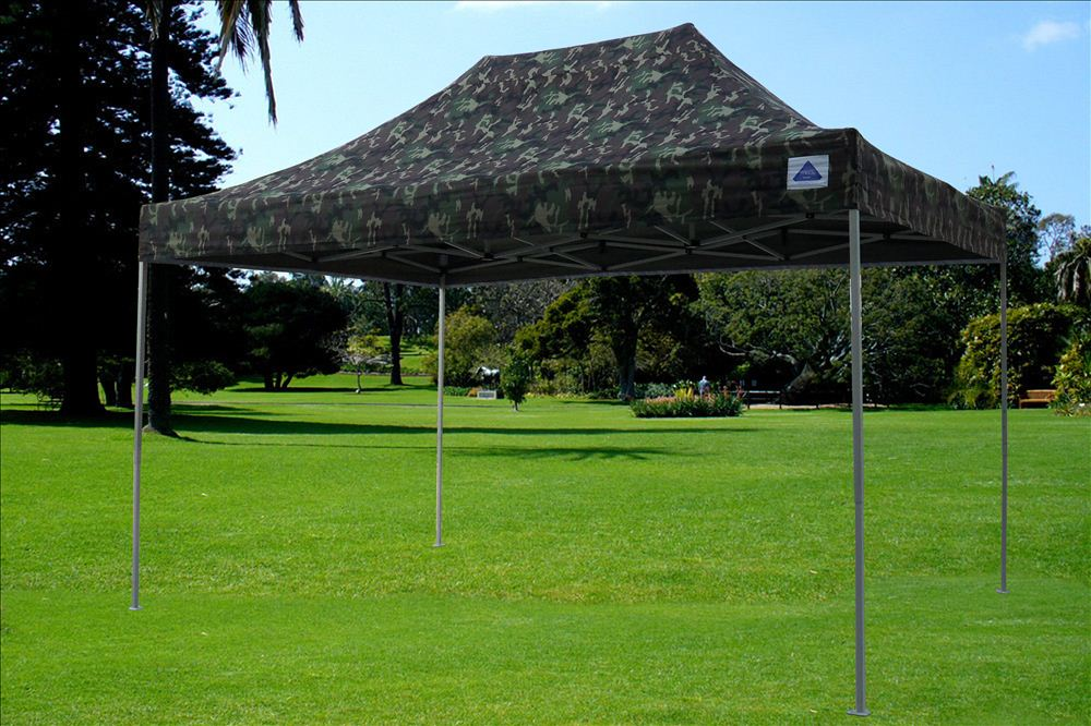 10 X15 Pop Up Canopy Party Tent Ez Camouflage F Model