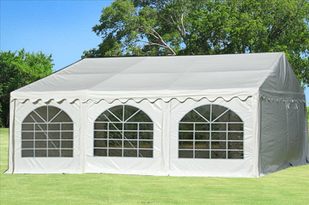 Shelter King Carport : Storage shed party tent learn how sheds nguamuk