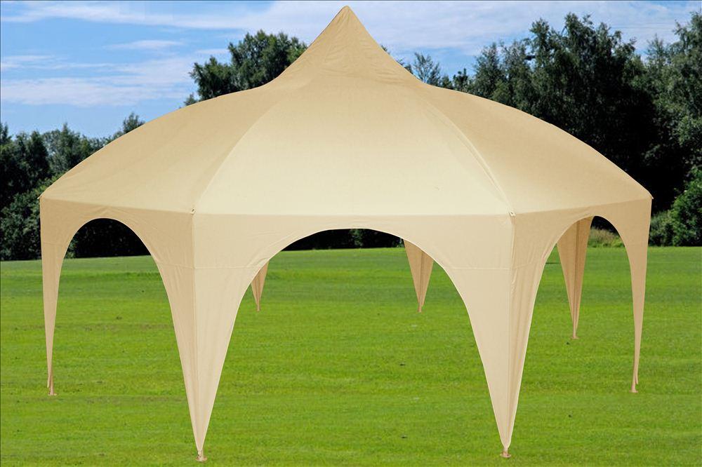 20 X 20 Octagonal Wedding Gazebo Party Tent Canopy Shade