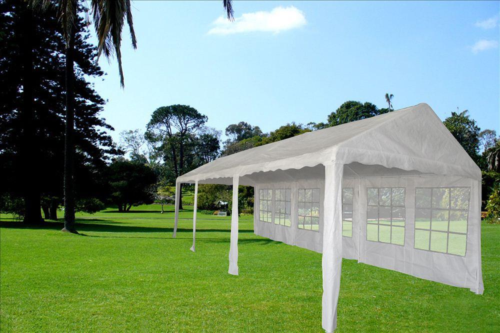 10 30 Carport Canopy : Heavy duty carport party tent canopy car shelter