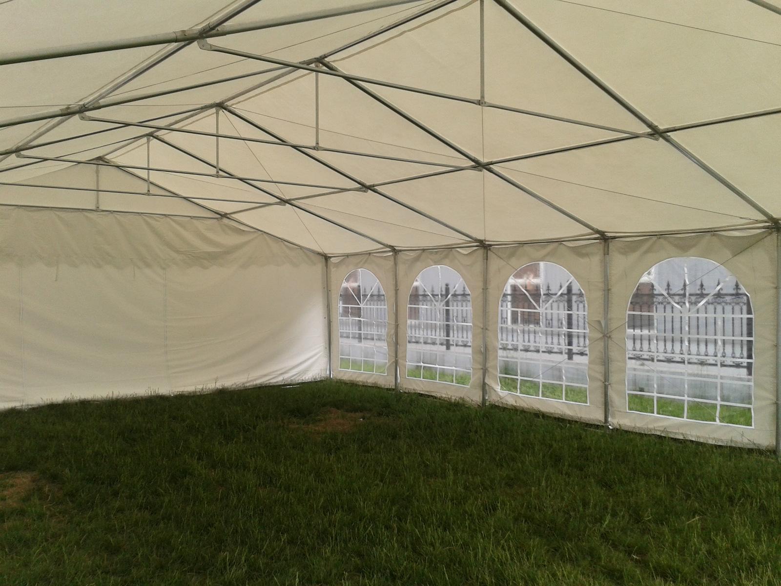 Diy Pvc Carport : Pvc party tent x heavy duty wedding