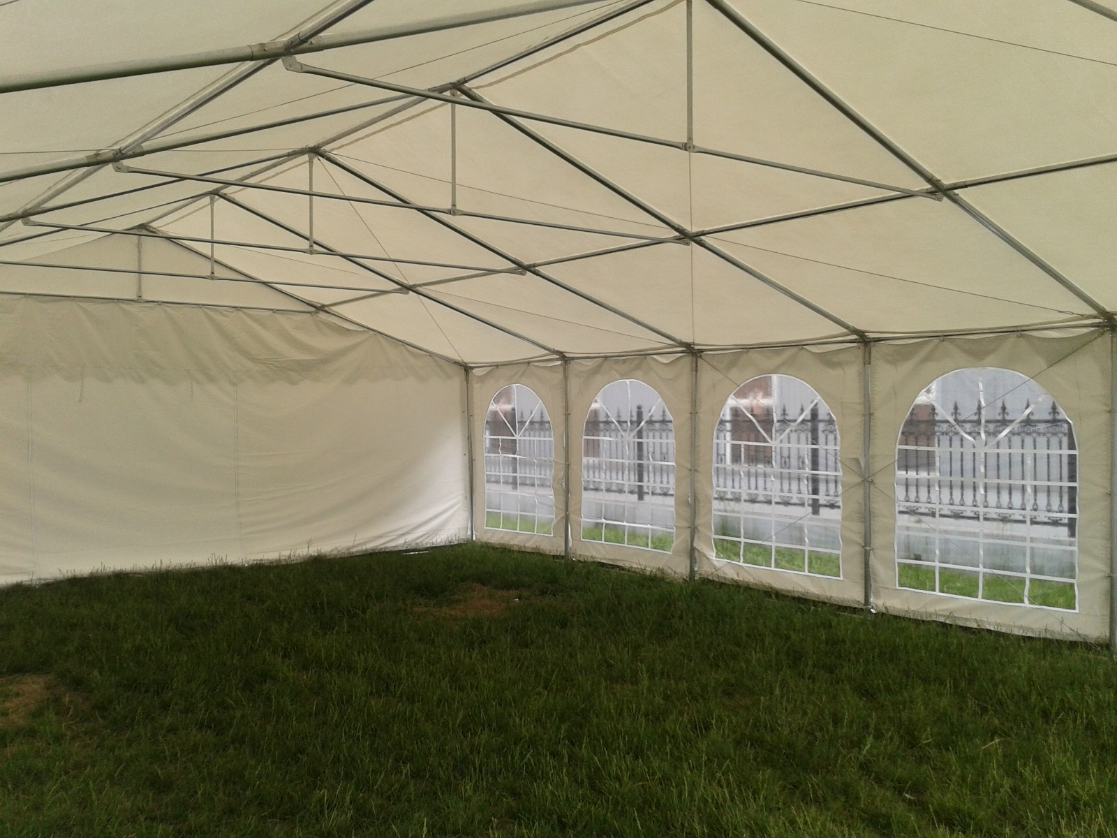 Pvc party tent x heavy duty wedding
