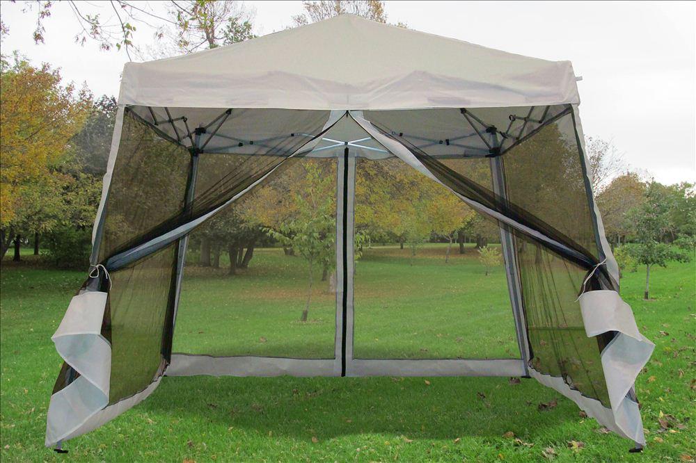 8x8 10x10 Pop Up Tent