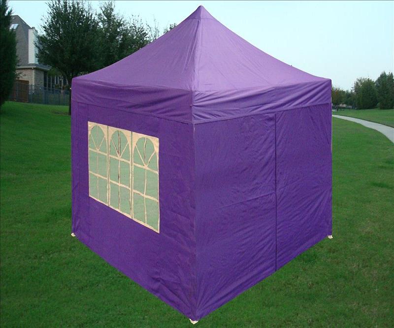 Kingbird 10 X 10 Ft Easy Pop Up Canopy Waterproof Party Tent 4
